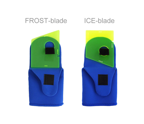ORIGINAL YellowGreen 5 mm + Sleeve & Glove in temp-isolate Neoprene