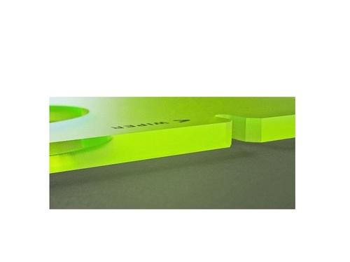 2 x ORIGINAL YellowGreen 5 mm